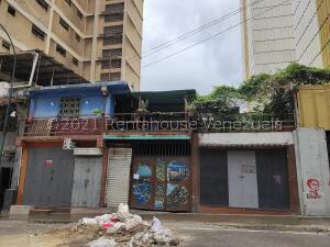 Terreno En Ventaen Caracas, Parroquia Catedral, Venezuela, VE RAH: 21-27431