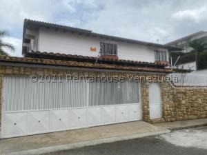 Casa En Ventaen Caracas, La Lagunita Country Club, Venezuela, VE RAH: 21-27503