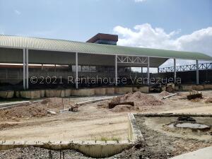 Galpon - Deposito En Alquileren Barquisimeto, Parroquia Union, Venezuela, VE RAH: 21-27526