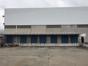 Galpon - Deposito En Alquileren Guatire, Terrinca, Venezuela, VE RAH: 21-27642