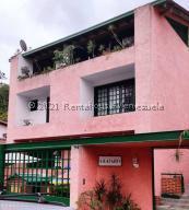 Casa En Ventaen Caracas, Los Naranjos Del Cafetal, Venezuela, VE RAH: 21-27637