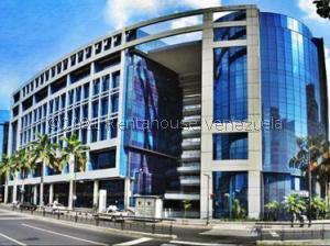 Oficina En Ventaen Caracas, El Rosal, Venezuela, VE RAH: 21-27743