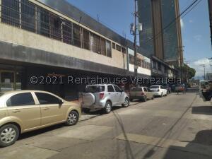 Local Comercial En Ventaen Valencia, Centro, Venezuela, VE RAH: 21-27890