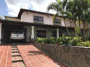 Casa En Ventaen Caracas, Terrazas Del Club Hipico, Venezuela, VE RAH: 21-28037