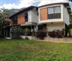 Casa En Ventaen Caracas, Las Palmas, Venezuela, VE RAH: 21-28227