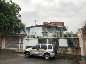 Casa En Ventaen Caracas, Colinas De Bello Monte, Venezuela, VE RAH: 21-28060