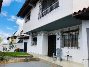 Casa En Ventaen Caracas, Los Naranjos Del Cafetal, Venezuela, VE RAH: 22-883