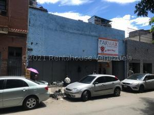 Local Comercial En Alquileren Caracas, Parroquia Santa Rosalia, Venezuela, VE RAH: 21-28093
