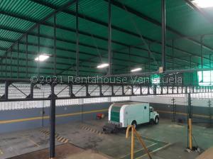 Galpon - Deposito En Alquileren Ciudad Ojeda, Intercomunal, Venezuela, VE RAH: 21-28136