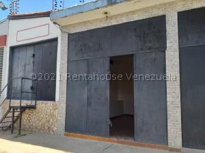 Local Comercial En Alquileren Cabudare, Valle Hondo, Venezuela, VE RAH: 21-28176