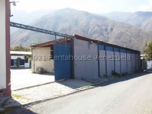 Galpon - Deposito En Alquileren Ejido, Pozo Hondo, Venezuela, VE RAH: 21-28190