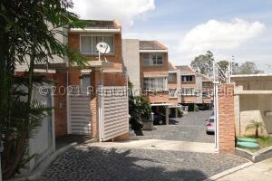 Townhouse En Ventaen Caracas, La Union, Venezuela, VE RAH: 22-452