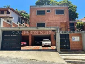Casa En Ventaen Caracas, Santa Sofia, Venezuela, VE RAH: 22-697