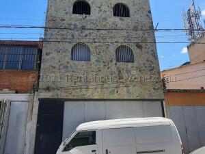 Edificio En Ventaen Caracas, Cementerio, Venezuela, VE RAH: 22-802