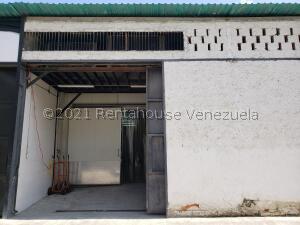 Galpon - Deposito En Alquileren Guarenas, Mampote, Venezuela, VE RAH: 22-860