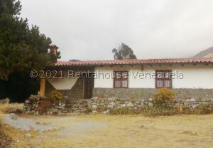 Casa En Ventaen Merida, Apartaderos, Venezuela, VE RAH: 22-1079