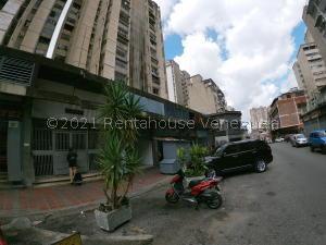Local Comercial En Ventaen Caracas, La Candelaria, Venezuela, VE RAH: 21-25726