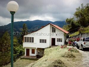 Casa En Ventaen La Colonia Tovar, La Colonia Tovar, Venezuela, VE RAH: 22-1044