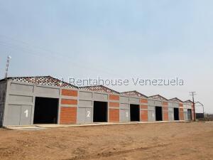 Galpon - Deposito En Ventaen Acarigua, Centro, Venezuela, VE RAH: 22-2581