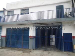 Edificio En Ventaen Barquisimeto, Parroquia Union, Venezuela, VE RAH: 22-1513