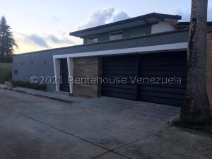 Casa En Ventaen Caracas, Lomas De La Lagunita, Venezuela, VE RAH: 22-1626
