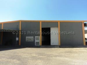 Galpon - Deposito En Alquileren Margarita, Avenida Juan Bautista Arismendi, Venezuela, VE RAH: 22-1808
