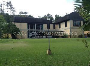 Casa En Ventaen Caracas, La Lagunita Country Club, Venezuela, VE RAH: 22-2085