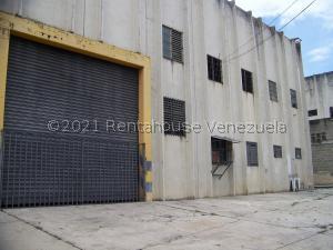 Galpon - Deposito En Alquileren Guarenas, Sector Industrial Cloris, Venezuela, VE RAH: 22-2342