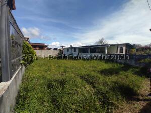 Terreno En Ventaen San Cristobal, Tachira, Venezuela, VE RAH: 22-2509