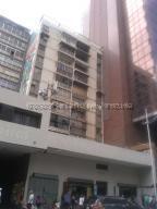 Oficina En Ventaen Caracas, Parroquia Catedral, Venezuela, VE RAH: 22-2464