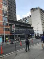 Oficina En Ventaen Caracas, Parroquia Catedral, Venezuela, VE RAH: 22-2468
