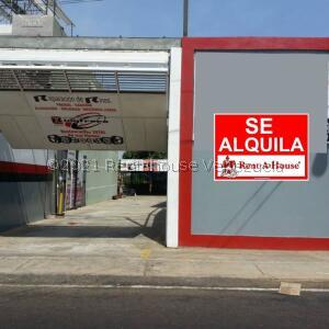 Local Comercial En Alquileren Maracaibo, Avenida Bella Vista, Venezuela, VE RAH: 22-2698