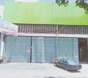 Galpon - Deposito En Alquileren Caracas, La Yaguara, Venezuela, VE RAH: 22-2709