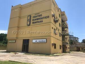Consultorio Medico  En Ventaen Ciudad Bolivar, Av San Vicente De Paúl, Venezuela, VE RAH: 22-3161