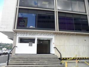 Oficina En Alquileren Caracas, Los Ruices, Venezuela, VE RAH: 22-2925