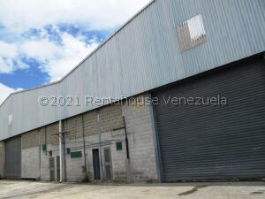 Galpon - Deposito En Alquileren Guarenas, Los Naranjos, Venezuela, VE RAH: 22-4263