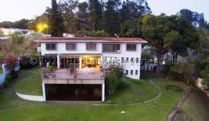 Casa En Alquileren Caracas, La Lagunita Country Club, Venezuela, VE RAH: 22-3420