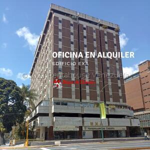 Oficina En Alquileren Caracas, El Rosal, Venezuela, VE RAH: 22-3584