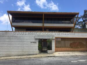 Casa En Ventaen Caracas, Los Naranjos Del Cafetal, Venezuela, VE RAH: 22-3980
