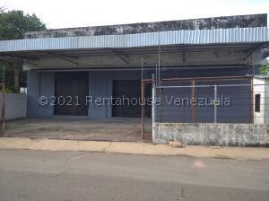 Galpon - Deposito En Alquileren Ciudad Bolivar, Catedral, Venezuela, VE RAH: 22-4119