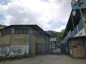 Galpon - Deposito En Alquileren Caracas, Mariche, Venezuela, VE RAH: 22-4340