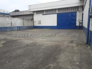Galpon - Deposito En Alquileren Guatire, El Ingenio, Venezuela, VE RAH: 22-4406