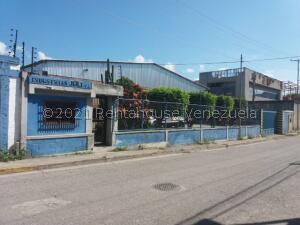 Galpon - Deposito En Ventaen Guatire, El Marques, Venezuela, VE RAH: 22-4846