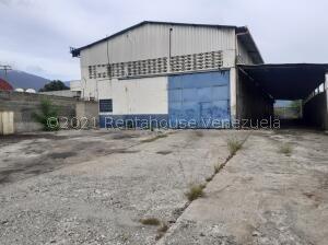 Galpon - Deposito En Alquileren Guatire, El Ingenio, Venezuela, VE RAH: 22-4712