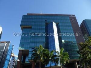 Oficina En Ventaen Caracas, El Rosal, Venezuela, VE RAH: 21-27571