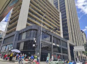 Oficina En Ventaen Caracas, Parroquia La Candelaria, Venezuela, VE RAH: 22-5013
