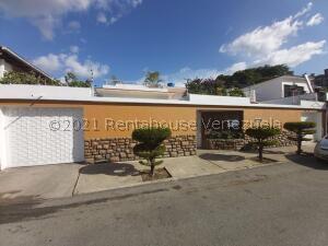 Casa En Ventaen Caracas, El Paraiso, Venezuela, VE RAH: 22-5110