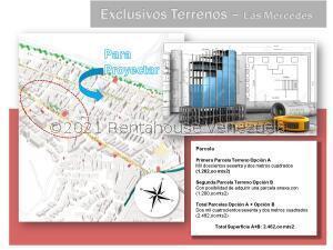 Terreno En Ventaen Caracas, Las Mercedes, Venezuela, VE RAH: 22-5294