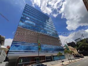 Oficina En Ventaen Caracas, Las Mercedes, Venezuela, VE RAH: 22-5374