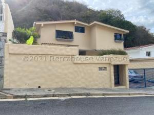 Casa En Alquileren Caracas, San Luis, Venezuela, VE RAH: 22-5623